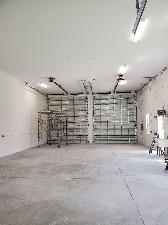 detached garage in Charlotte County Florida